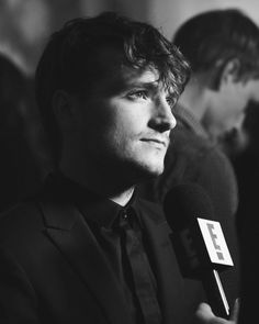 Josh Hutcherson attends 'The Rusted' New York premiere at AOL Studios In New York on October 22, 2015 in New York City