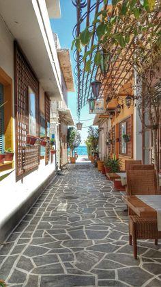 #Kardamena #Kos #Greece side street