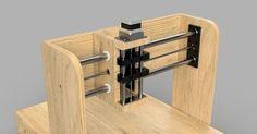 Самодельный (DIY) CNC маршрутизатор - Arduino на основе (GRBL) - Все