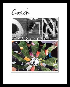 A Thank You gift for soccer Coach Dan. Football Coach Gifts Soccer Gifts & 24 Best soccer coach gifts images | Soccer coach gifts Soccer ...