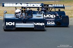 Dennis Losher's 1971 Shadow Mk. II