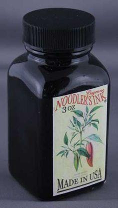 Noodler's Cayenne (3oz Bottle)
