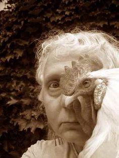 Mary Britton Clouse - Nemo - Portrait/Self Portrait, 2005