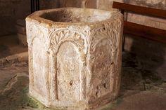 02.023.0421.08887.16556.3638 Fonts baptismaux de Saint-Privat-des-Prés