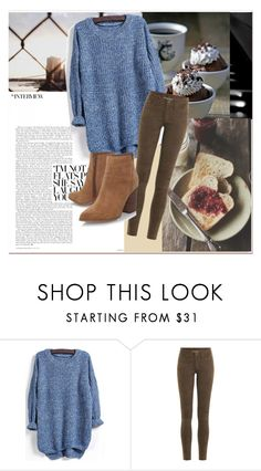 """Без названия #34"" by hotsuin ❤ liked on Polyvore featuring rag & bone and Nine West"