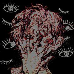 I feel nothing. will art save me? drawings in 2019 arte o Arte Horror, Horror Art, Aesthetic Art, Aesthetic Anime, Anime Chibi, Anime Art, Art Sinistre, Dessin Old School, Vent Art