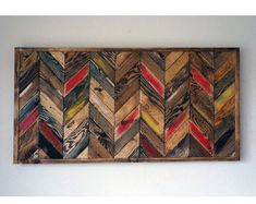 Rustic L-Shaped Desk Made from Reclaimed Wood by crtcreative