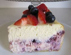 Lady Behind The Curtain - Berry Cheesecake