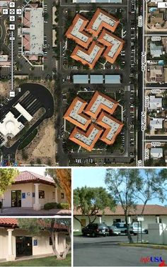 swastika buildings Glendale ::::♔❥♡ ♤ ♤ ✿⊱╮☼ ☾ PINTEREST.COM christiancross ☀❤ قطـﮧ‌‍ ⁂ ⦿ ⥾ ⦿ ⁂ ❤U •♥•*⦿[†] ::::
