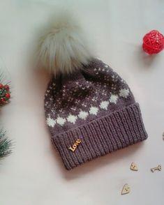 #шапка#шапканазиму#женскаяшапка#шапкаспицами#вяжемшапку#вяжуспицами#жаккардспицами#жаккардовыйузор#узоры#теплаяшапка#зимняяшапка#knitt#knitting#hat#winterhat#handknit#loveknit#handmade#yarn#pattern#knitwear#iloveknit#knitting_inspiration#knitinstagram Knitted Hats, Knitting, Fashion, Knit Hats, Moda, Tricot, La Mode, Knit Caps, Breien