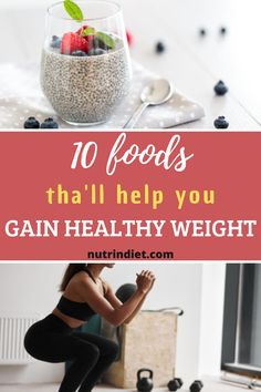 Wanting to gain weight? But healthy weight? So check out these foods that will help you gain healthy weight faster. If you have difficulty gaining weight, if you have a fast metabolism, or if you are unable to eat large amounts of food, then these foods are the solution to these problems. See what foods are and how you can include them in your diet. #gainhealthyweightforwomen #gainhealthyweightfoods #waystogainhealthyweight Gain Weight Fast, Lose Weight In A Week, Weight Loss Tips, Flat Belly Fast, Fast Metabolism, Healthy Weight, Diet Tips, Foods, Eat