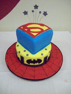 nsibai - Nerd Cakes: Comic Book Art vs. Cake Art