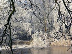 Winterrijp nabij Slot Doddendaal
