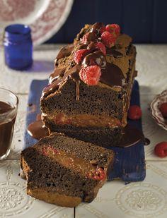 Sjokolademousse-koek. Saam met lekker sterk koffie is die Sjokolademousse-koek die perfekte einde vir 'n heerlike maal.