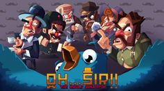 Oh...Sir!! The Insult Simulator Review - Something Completely Different - http://techraptor.net/content/oh-sir-insult-simulator-review | Gaming, Reviews