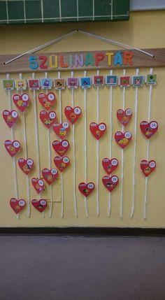 Classroom Art Projects, School Classroom, Classroom Decor, Class Decoration, School Decorations, Classroom Birthday, Birthday Charts, Nursery Paintings, Nursery School