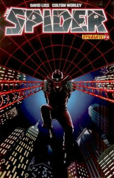 The Spider (Dynamite Entertainment, 2012) #2