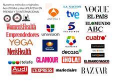 NUESTROS METODOS ORIGINALES AEROYOGA® AEROPILATES® EN PRENSA Y TV  www.formacionprofesoresyogaaereo.com #aeroyoga #aeropilates #yogaaereo #pilatesaereo #wellness #bienestar #salud #ejercicio #tendencias #moda #fitness #rafaelmartinez www.formacionpilatesaereo.es