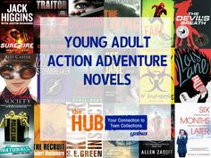 YA Action Adventure Novels