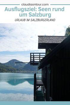 Zahlreiche Seen rund um Salzburg bieten sich als Ausflugsziele an. #salzburgerland #ausflug Bad Mitterndorf, Hallstatt, Reisen In Europa, Seen, Innsbruck, Travel Guide, Germany, In This Moment