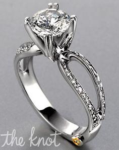 Mark Schneider Design Amore - Wedding Ring