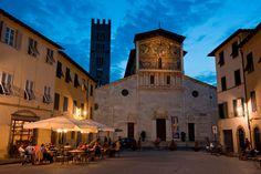 Lucca: una ciudad renacentista para descubrir en bici | Galería de fotos 23 de…