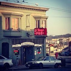 St. Mary's Pub in San Francisco, CA