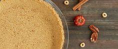 For no-bake pies. Here's an easy gluten-free alternative to a graham cracker crust with gluten free honey nut cheerios. Gluten Free Deserts, Gluten Free Sweets, Foods With Gluten, Gluten Free Cooking, Dairy Free Recipes, Gluten Free Recipes For Thanksgiving, Patisserie Sans Gluten, Dessert Sans Gluten, Cheerios Recipes