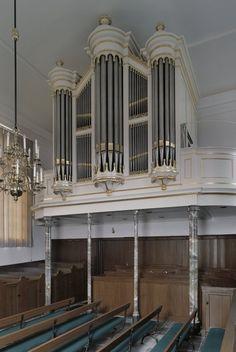 Nederlands Hervormde Kerk in Puttershoek | Monument - Rijksmonumenten.nl