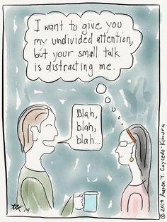Small Talk. INFJ Cartoon from http://infjoe.wordpress.com.