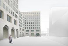 Caruso St John / Erste Bank Headquarters