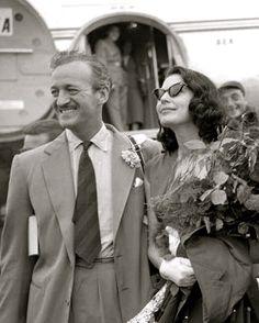 David Niven & Ava Gardner