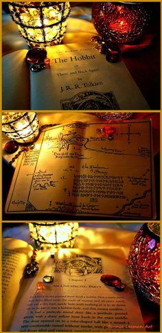 J. R. R. Tolkien's The Hobbit by ~Bonniemarie on deviantART