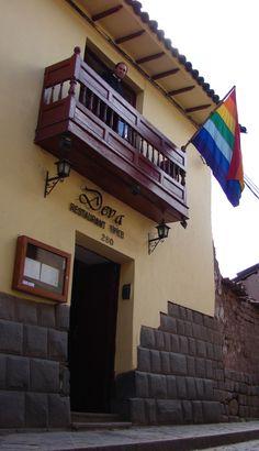 Deva restaurant / Cusco Peru