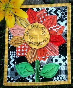 June Mini Quilt Inspiration! — SewCanShe   Free Daily Sewing Tutorials