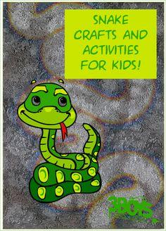 Over 27 Snake Activi