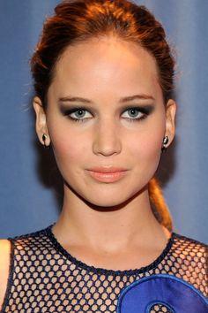 Combinações: Maquiagem Para Roupa Azul