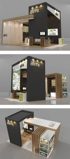 architecture creative design booth stand Booth Architecture Creative Design StandYou can find Exhibition stands and more on our website Kiosk Design, Design Hotel, Retail Design, Store Design, Web Design, Graphic Design, Design Ideas, Design Stand, Trade Show Booth Design