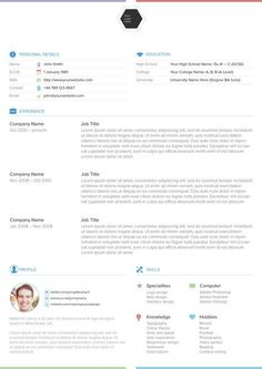 10 Free Resume Templates