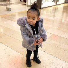 35 Trendy Ideas For Baby Girl Outfits African American So Cute Baby, Cute Mixed Babies, Cute Black Babies, Pretty Baby, Cute Baby Clothes, Cute Babies, Cute Kids Fashion, Baby Girl Fashion, Toddler Fashion