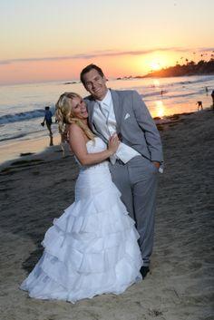 Laguna Beach Wedding #beachwedding