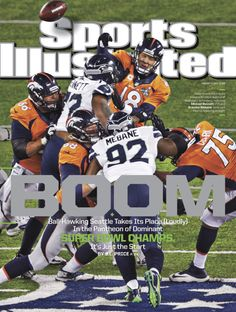 Legion of Boom featured on Sports Illustrated cover   The Seattle Times