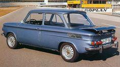 NSU Prinz 1000 TTS -  1967