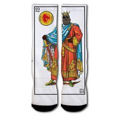 Notorious BIG!  Nuevos modelos de calcetas disponibles en tienda! ENVIOS 24 HORAS AQUI:  WWW.DISASTER.ES.   Pago contra reembolso  en casa o con tarjeta   WWW.DISASTER.ES  Estamos en calle Córdoba Soho Málaga  @disasterstreetwear @theplacesoho  #streetwear #malaga #disasterstreetwear #theplacesoho #notorious #biggie #bigd #notoriousbig #rap #hiphop #calcetines
