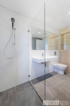 Frameless Shower Screen Price - online - install in 7 days* Frameless Mirror, Frameless Shower, Bath Screens, Shower Screens, Disabled Bathroom, Mirror Inspiration, Chrome, Bathtub, Showers