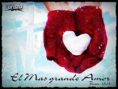 Cristo, el mas grande amor