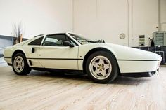 Ferrari - 208 GTS Turbo Intercooler - 1987