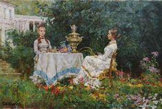 Традиции чаепития на Руси. Обсуждение на LiveInternet - Российский Сервис Онлайн-Дневников