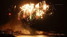 Apogee Fireworks. International Fireworks Competition. Blanes Costa Brava 2010