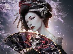 Fantasy Geisha